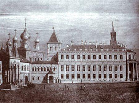 Малый Никольский дворец