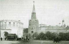 Расстрел Московского Кремля
