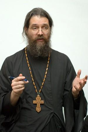 Протоиерей Петр Перекрестов