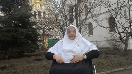 Монахиня Георгия (Лидия Владимировна) Каледа-Амбарцумова
