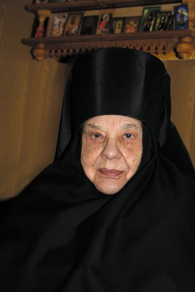 Матушка  Георгия (Лидия Владимировна Каледа-Амбарцумова)