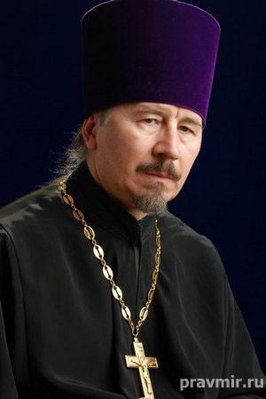 Протоиерей Игорь Дронов