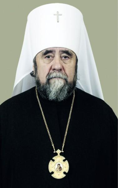 Митрополит Бишкекский и Среднеазиатский Владимир