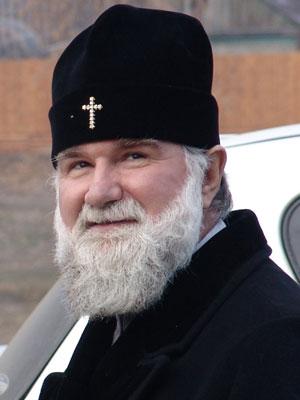 Архиепископ Иркутский и Ангарский Вадим