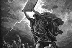 Пост во времена Ветхого Завета