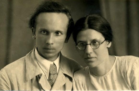 Глеб и Лидия Каледы