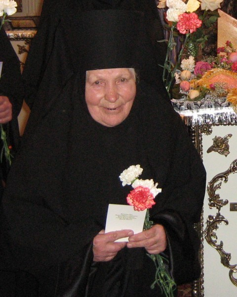 монахиня Людмила (Донец)