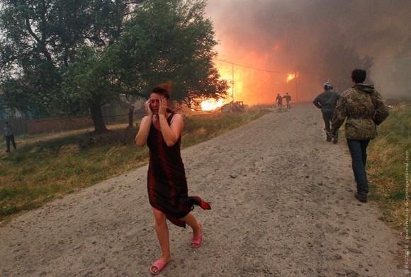 Летние пожары