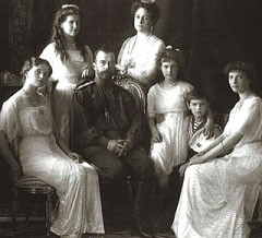 Кончина Царской семьи