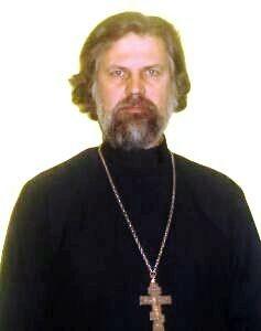 священник Валерий Буланников
