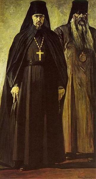 Иеромонах Пимен и епископ Антоний