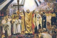 Коммунисты предложили перенести День России на День Крещения Руси