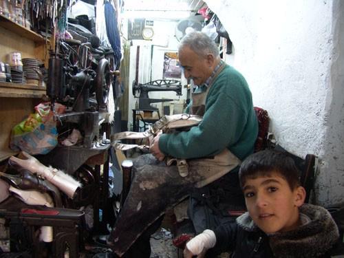 Шабат: обычный рабочий день для мусульман
