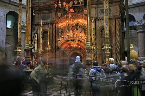 Иерусалим: шесть лиц одного города