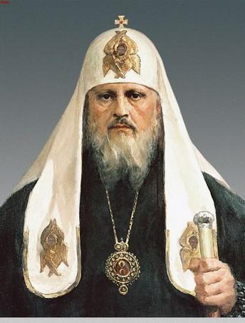КРЕСТ ПАТРИАРХА (3 мая 27 лет со дня кончины Свят.Патриарха Пимена)
