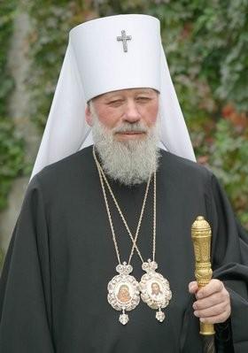 Митрополит Киевский Владимир (Сабодан)
