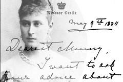 Письма великой княгини Елизаветы Федоровны