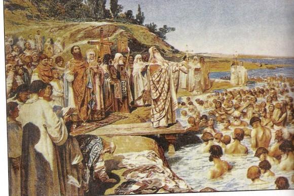 Крещение Руси. Святой князь Владимир