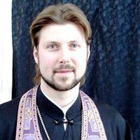 Иерей Глеб Грозовский