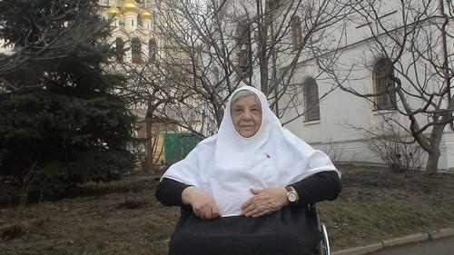 Матушка Георгия в день св. вмц. Лидии