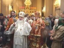 В соборе на Пасху 2010. http://reporter.zp.ua