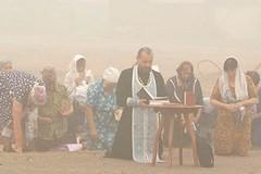 Молитва о дожде и сохранении от пожара