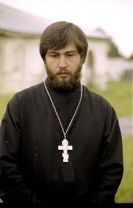 Священник Григорий Чекменев