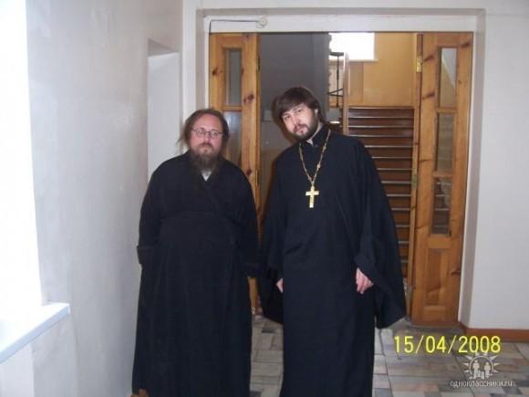 С отцом Андреем Кураевым