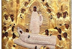 Богородица — наша духовная Матерь
