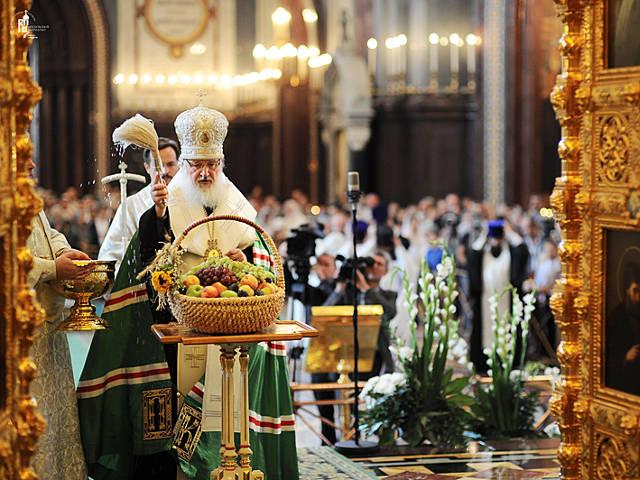 Православие — это религия Преображения