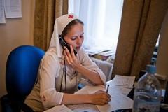 В Москве нужны добровольцы для выяснения положения на местах!