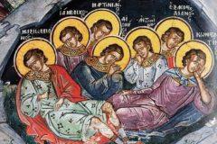 Православная Церковь вспоминает память семи Отроков Ефесских