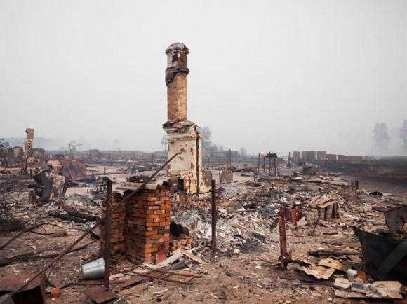 Руины Мохового