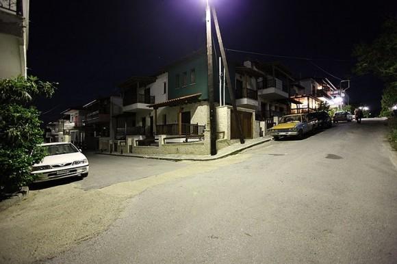 Вечерний Уранополис