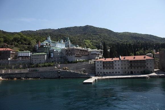 Русский монастырь святого Пантелеимона