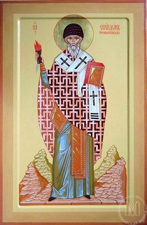 Спиридон Тримифунтский. Чудеса по молитвам