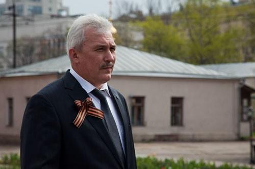 Олег Николаевич АЛЕХИН - директор социального приюта для детей и подростков «Красносельский».