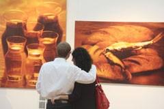 Художник Гор Чахал заглянул за горизонт. Можно ли средствами искусства объяснить необъяснимое?