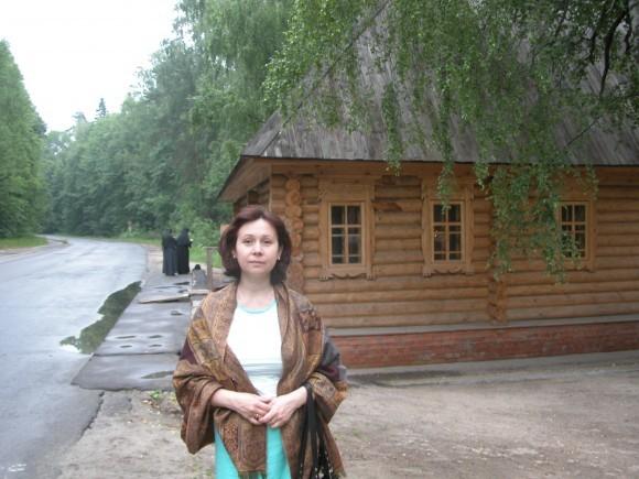 Светлана Юрьевна Дивногорцева