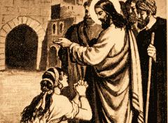 Испытание молитвой