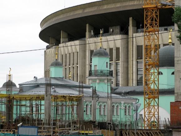 Соборная мечеть, Москва