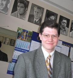 И.Б. Ничипоров на факультете