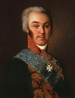 Н.И.Аргунов. Портрет графа Николая Петровича Шереметева