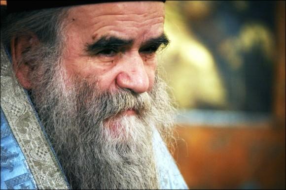 Митрополит Амфилохий. Фото Михаила Моисеева