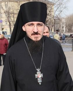 Игумен ИОАСАФ (Полуянов), насельник Свято-Данилова монастыря (Москва), руководитель Патриаршего центра духовного развития детей и молодежи
