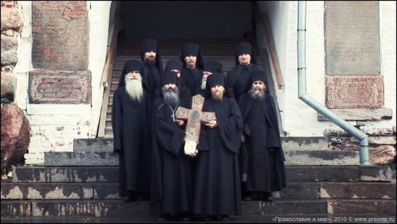 Отбытие с Соловков. Архив.