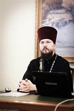 Протоиерей Павел Великанов. Фото Олега Коновалова