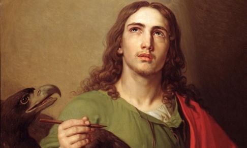 Иоанн Богослов: Преставление апостола Иоанна Богослова - победа над тлением