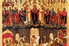 Именины в октябре, православные праздники октября