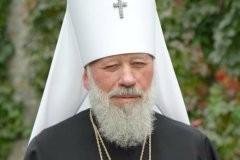 Митрополит Киевский Владимир призвал молиться о мире и преодолеть вражду